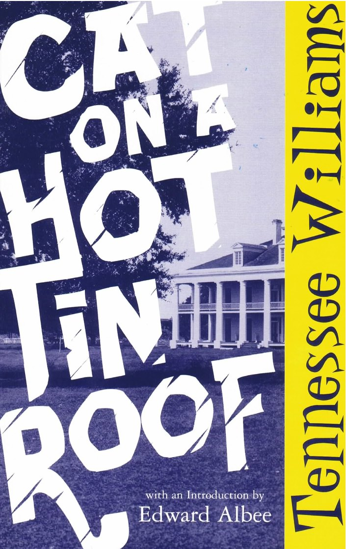 Cat On A Hot Tin Roof cover image
