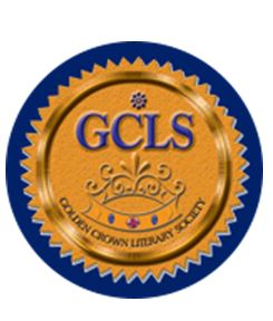 Golden Crown Literary Society medalion