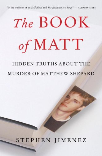 Cover image of The Book of Matt