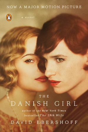 The Danish Girl Movie Tie In cover