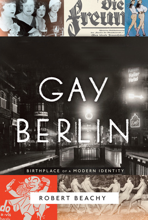 Gay Berlin cover image