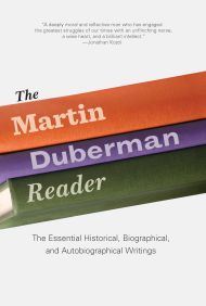 The Martin Duberman Reader cover image