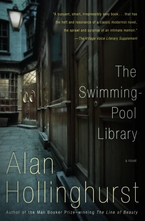 The Swimming Pool Library Cover image