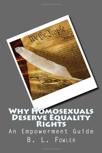 Why Homosexuals Deserve Equality Rights cover image